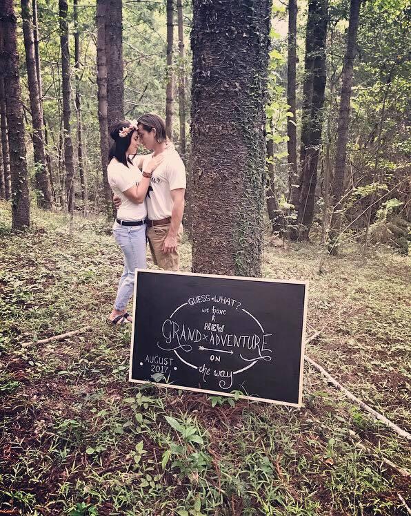Kissing behind the tree.jpg